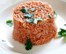 рис по мексикански