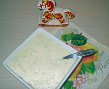 Рецепт приготовления домашнего майонеза провансаль