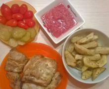 Вкусные свиные ребрышки в духовке простой рецепт