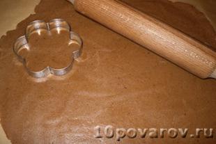 рецепт имбирного печенья в домашних условиях