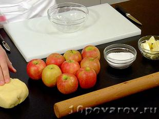 Пирог Татен