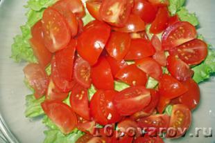 салат цезарь рецепт приготовления с курицей