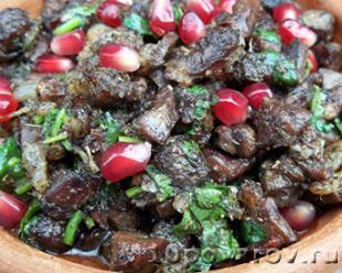 рецепт кучмачи грузинская кухня