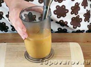 овощной суп пюре в мультиварке рецепт