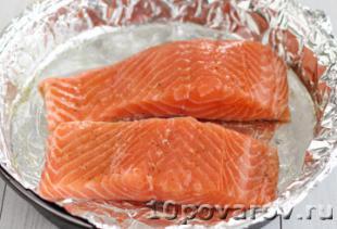 паста с лососем рецепт