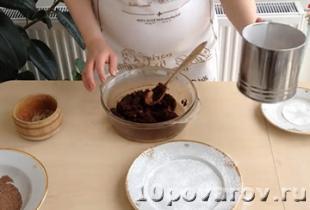 пирожное картошка рецепт ссср