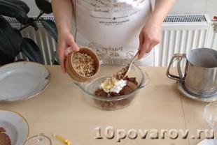 рецепт пирожного картошка по госту