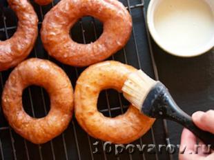 рецепт теста для пончиков во фритюре