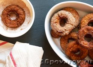 как правильно жарить пончики во фритюре
