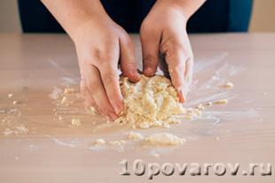 рецепт приготовления слоеного теста в домашних условиях