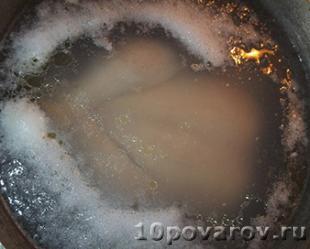 сациви из курицы по грузински рецепт