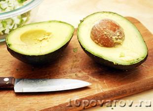 соус из авокадо гуакамоле рецепт