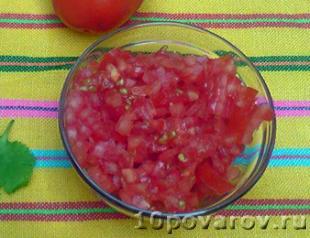 мексиканский соус гуакамоле