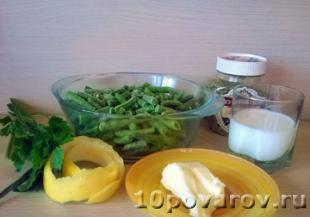 спаржа рецепты приготовления с фото