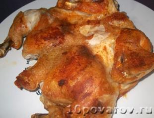цыпленок табака рецепт домашний