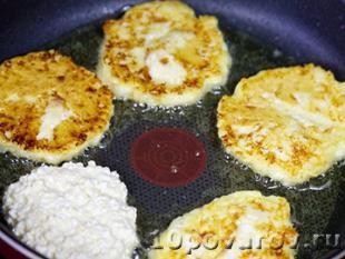 сырники творог яйцо мука