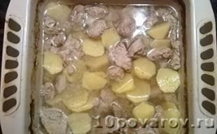 жаркое из индейки рецепты с фото