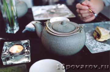 Полезные свойства черного чая