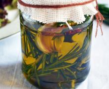 Ароматное оливковое масло
