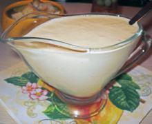 Соус для салата цезарь в домашних условиях