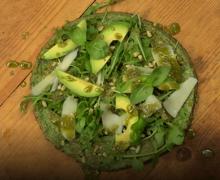 Вегетарианская пицца рецепт в домашних