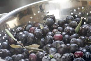 рецепт маринованных маслин