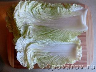Запеканка из капусты
