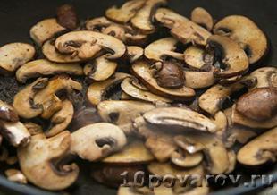 как приготовить бефстроганов из говядины с грибами