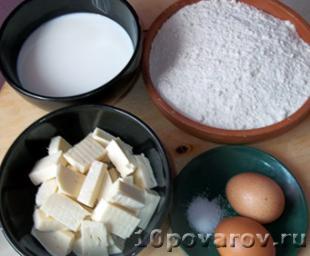 чвиштари рецепт с фото