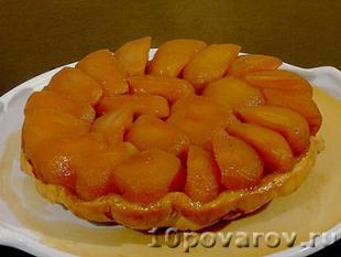 Французский пирог татен