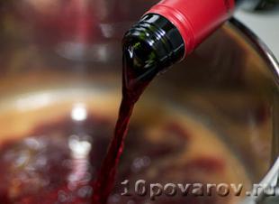 рецепт приготовления глинтвейна на красном вине