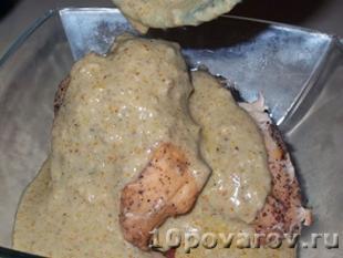 соус баже с грецким орехом