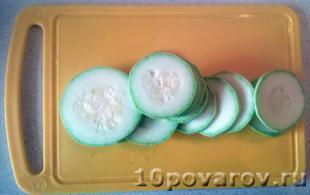 кабачки в кляре рецепт