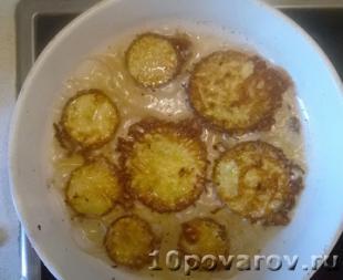 кабачки в кляре рецепт с фото пошагово