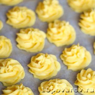 Картофельные герцогини рецепт