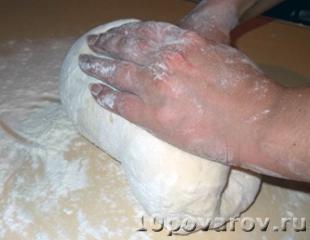 хинкали по грузински рецепт пошаговый с фото