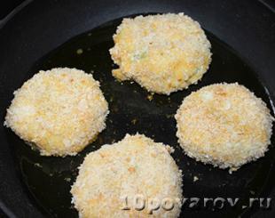 как приготовить рыбные котлеты из трески филе