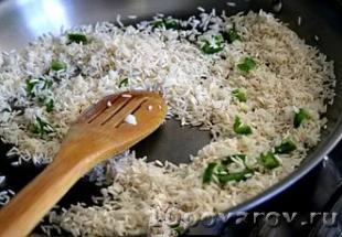 мексиканский рис