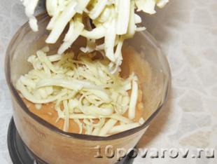буррито с фаршем и фасолью