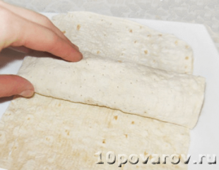 как приготовить буррито с фаршем