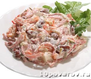 Немецкий салат из Ленты