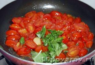 паста по тоскански рецепт