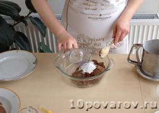 картошка пирожное рецепт в домашних условиях