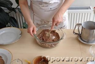 рецепт домашней картошки пирожное из печенья