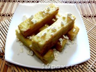 полента кукурузная рецепт