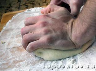 рецепт пончиков во фритюре