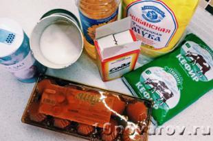 оладьи на кефире рецепт пышные без дрожжей