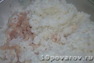 Рагу с рисом пошаговый рецепт