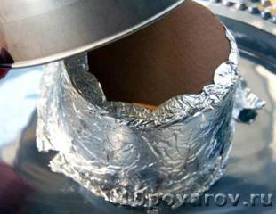 русская шарлотка рецепт