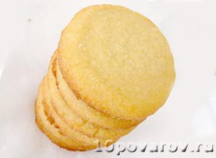 сахарное печенье рецепт с фото
